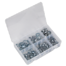 140pc O-CLIP DOUBLE EAR ASSORTMENT PACK